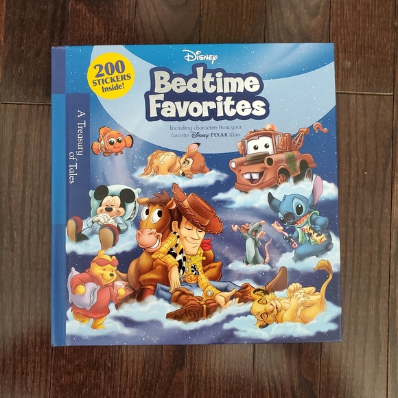 Disney Bedtime favorites story book